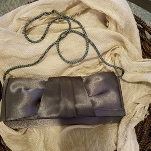 Jessica Mcclinton Bow Evening Bag